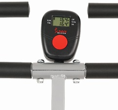Sunny Health & Fitness Rowing Machine LCD
